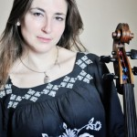 Dobrochna Zubek Cellist